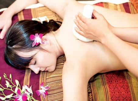 Thai Compress a Treat for the Senses