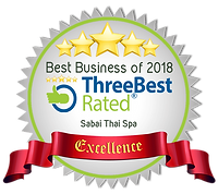 ThreeBest Rated® Best Business of 2018