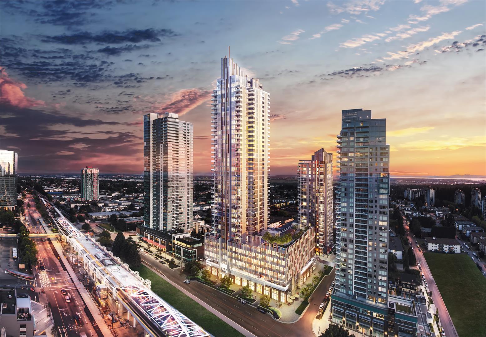 Sun Towers Metrotown