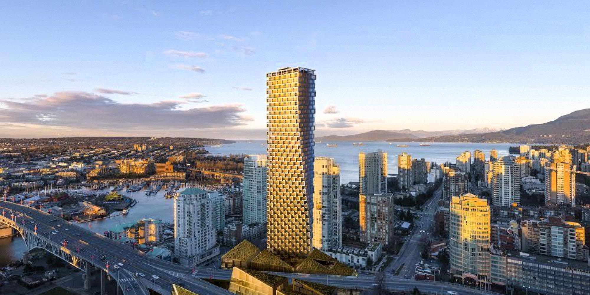 Downtown Vancouver Presales