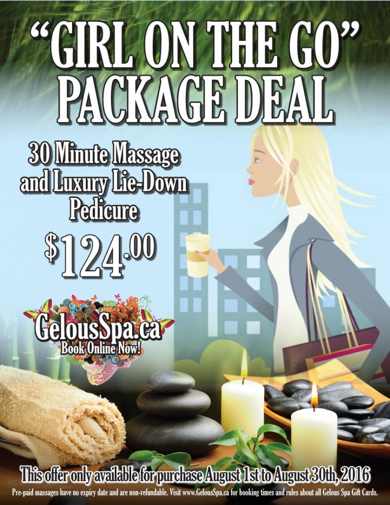 Gelous Spa - Special Aug 2016