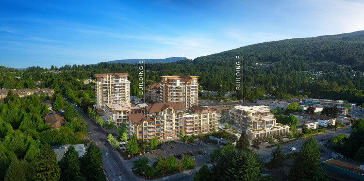 The Residences At Lynn Valley By Bosa