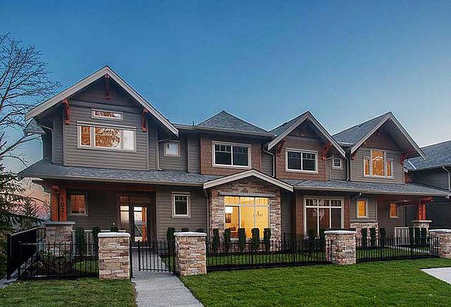 Secret Ridge Creekside Homes At Burke Mountain