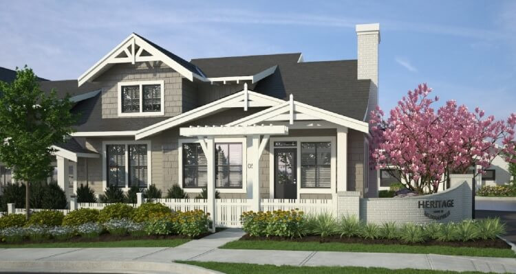 Heritage in Murrayville by Infinity