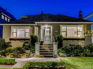 Vancouver Home Sells For $1 Million Over Asking Price