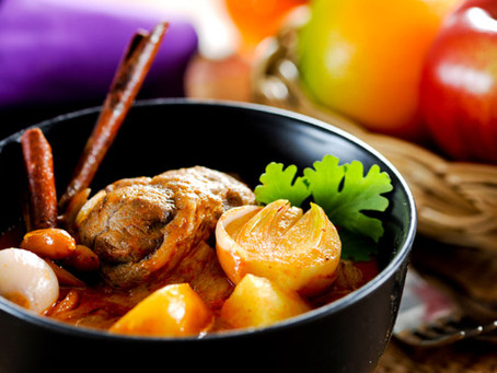 RECIPE OF THE MONTH: MASSAMAN CURRY