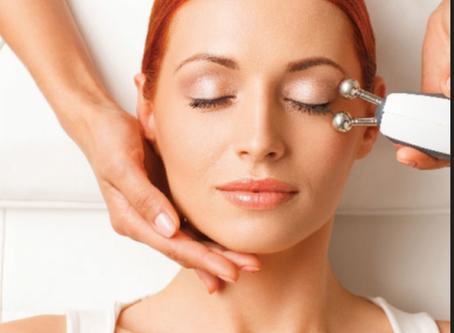 Microcurrent Facial – Lifting Facial
