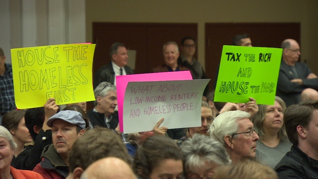 Vancouverites Sound Off About Real Estate Prices at Town Hall