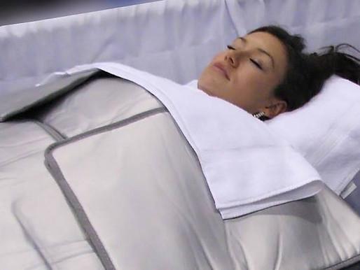 Infrared Sauna Massage