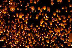 ALL ABOUT THE FLOATING LANTERNS
