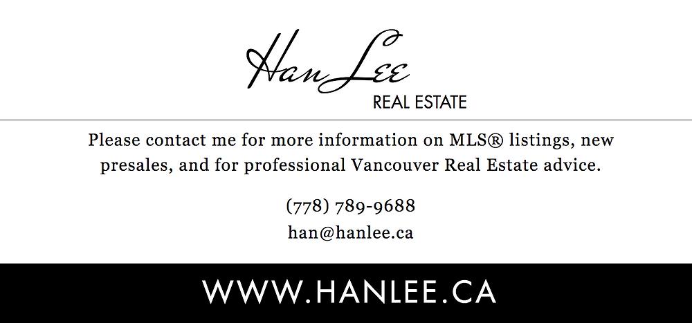 Contact Han Lee Real Estate