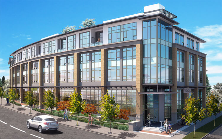 Montage in Burnaby Heights by Epta Properties