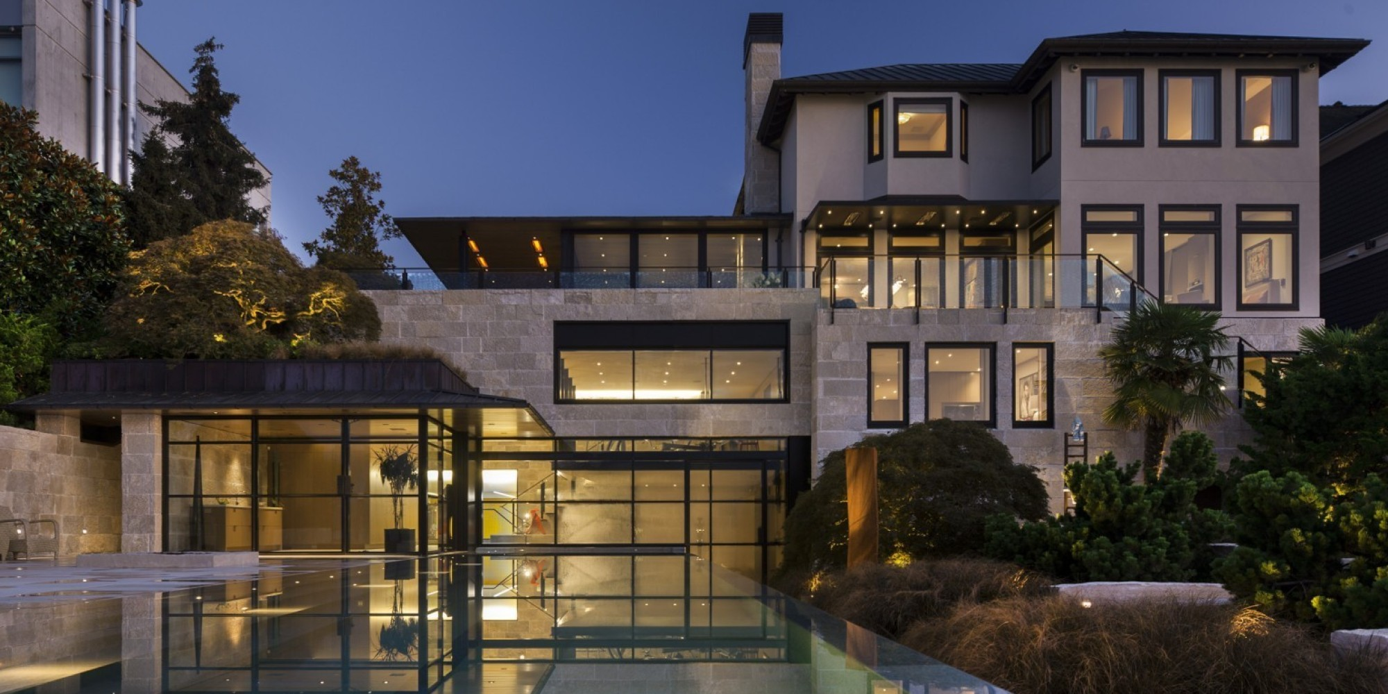 Point Grey Homes