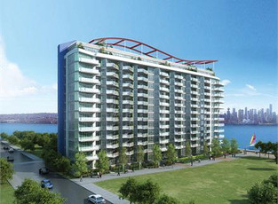 Trophy at the Pier – Pinnacle Developements