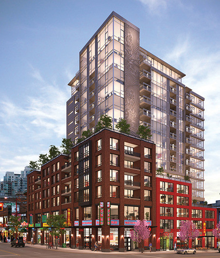 188 Keefer by Westbank