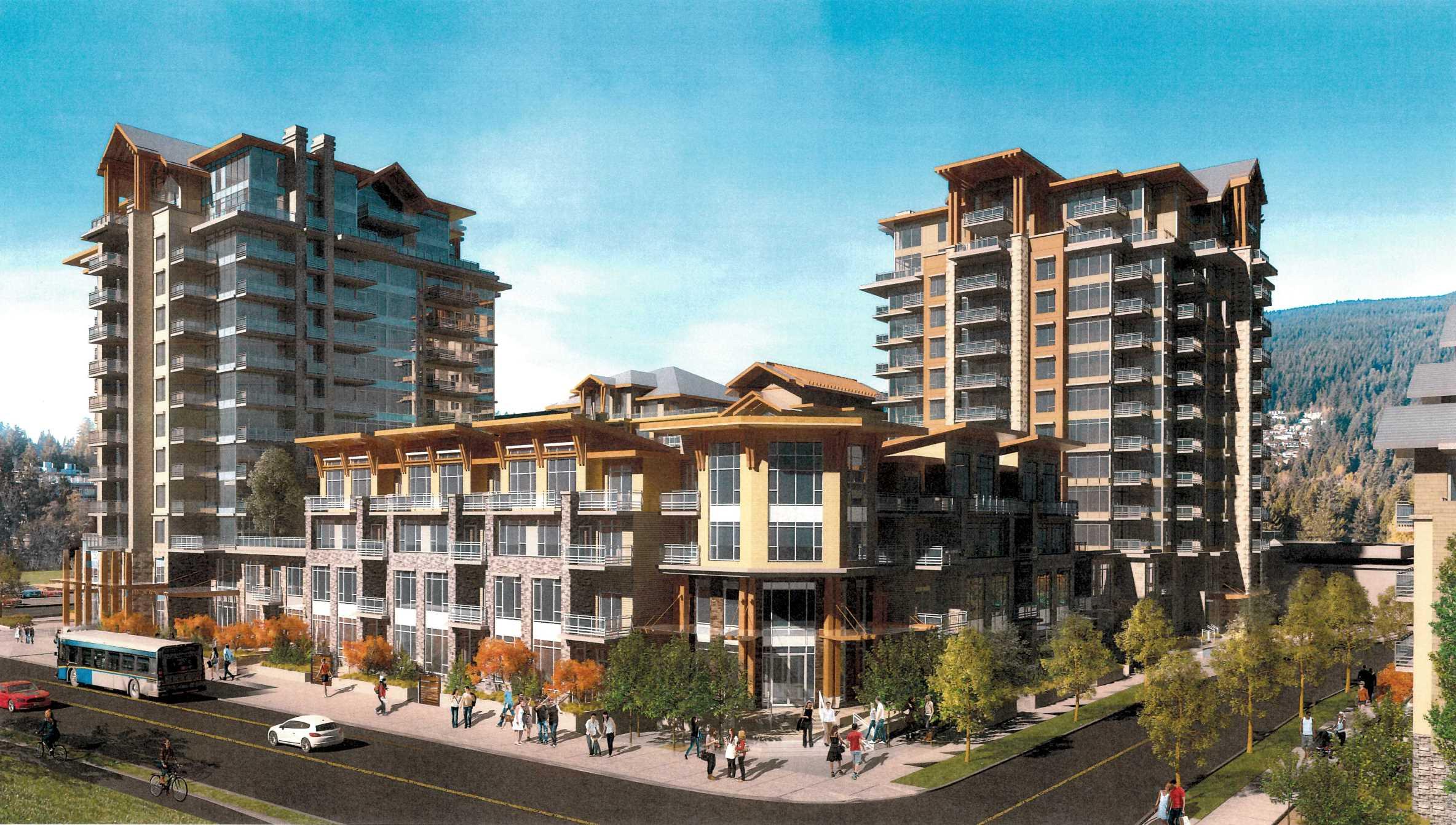 North Vancouver Presales
