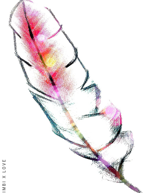 feather print