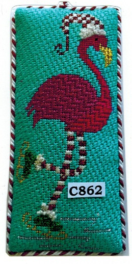862 Skating flamingo