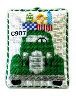907 Green Truck 1