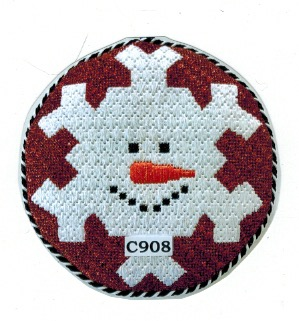C908 Silly Snowflake
