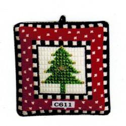 611 Checkerboard Tree