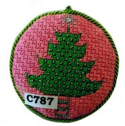 787 Little girls tree