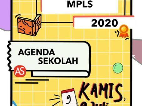 Pembekalan MPLS Calon Peserta Didik Baru Tahun Pelajaran 2020/2021