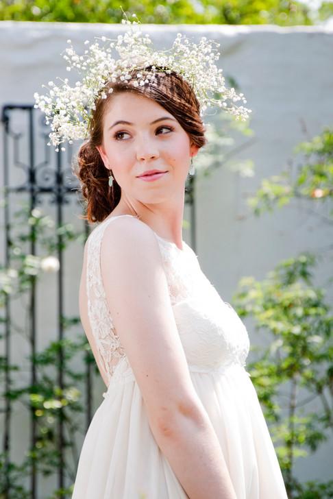 Side Chignon Bridal Hairstyle Tutorial - {WWW}