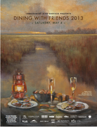 Dining with Friends Press Poster