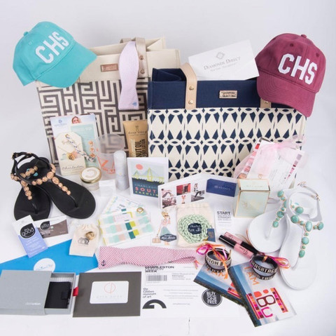 Charleston Fashion Week - VIP Bag