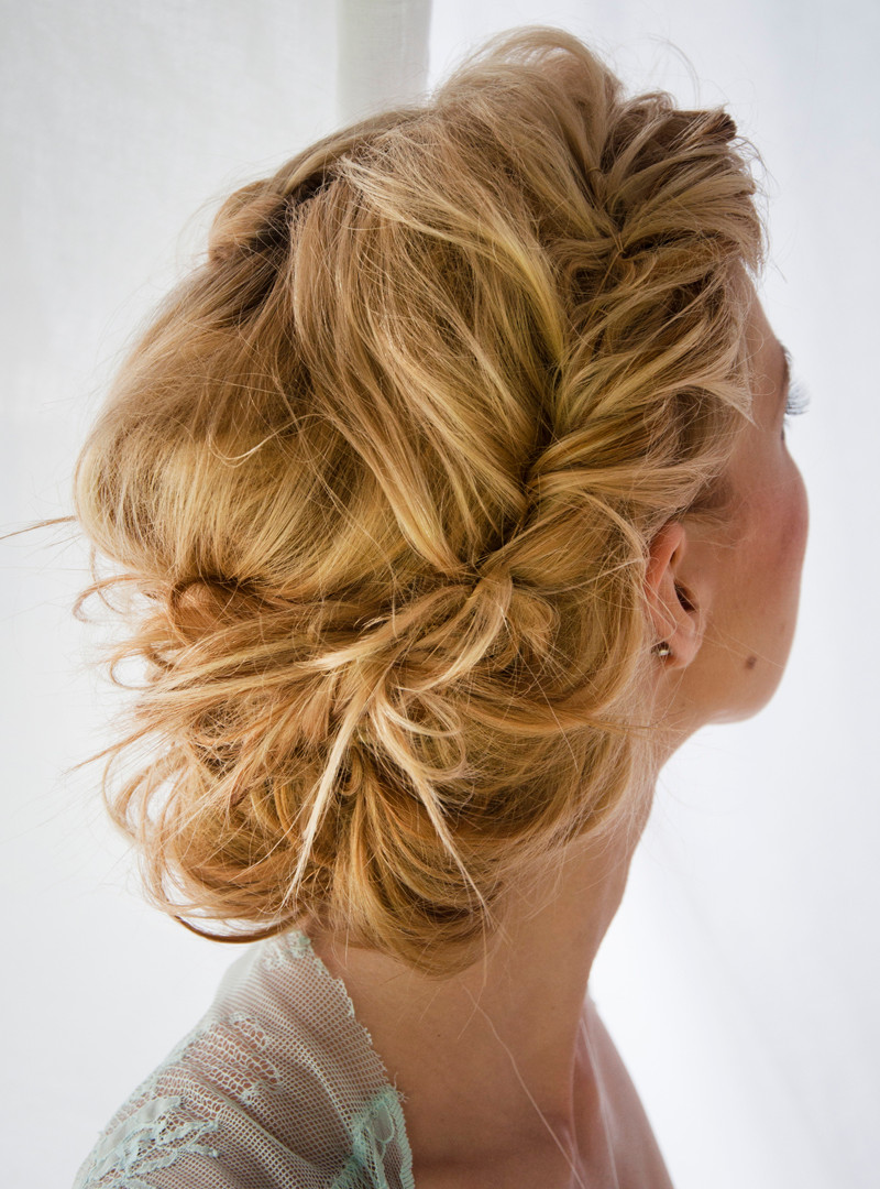 Hairstyle Detail