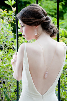 Side Chignon Bridal Hairstyle Tutorial - {WWW}