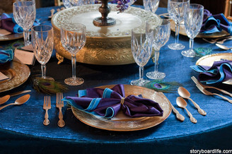 TableScape for Tybee Chapel Grand Opening