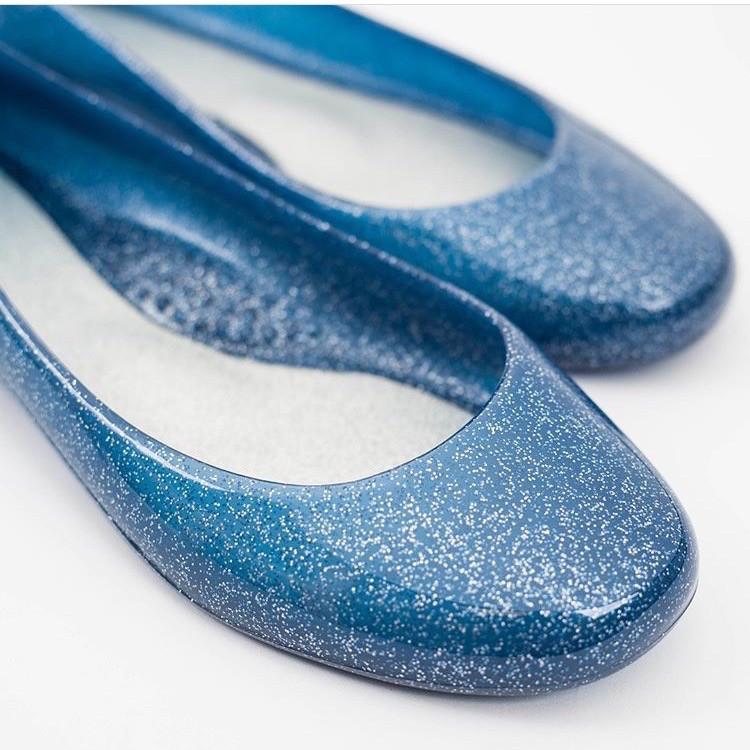 Dorothy Glitter Ballet Flat
