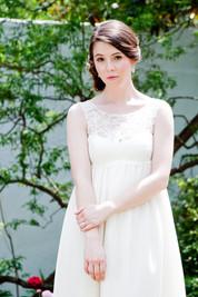 {WWW} - Chignon Bridal Hairstyle Tutorial
