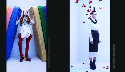 SCAD Fashion Show Lookbook - 2011
