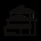Ícones Mansão Casas de Luxo aGovernanta