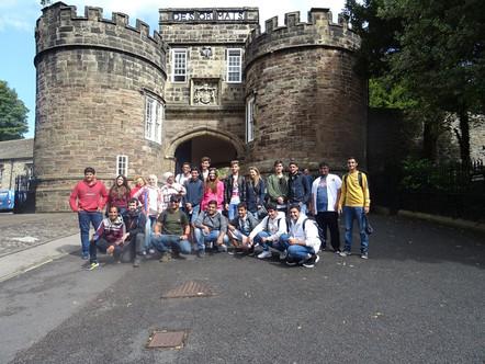international student together