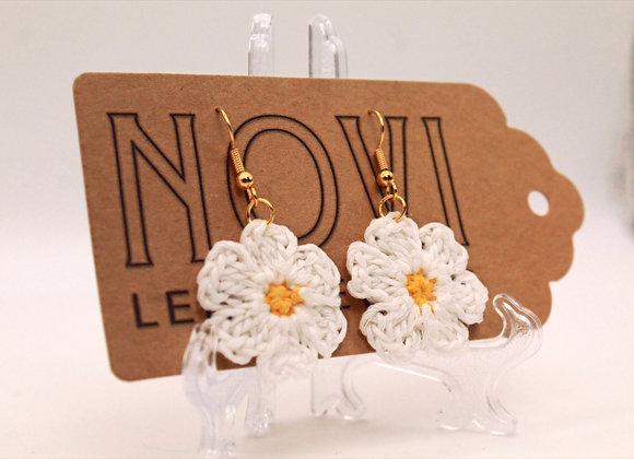Mini Daisy Earrings