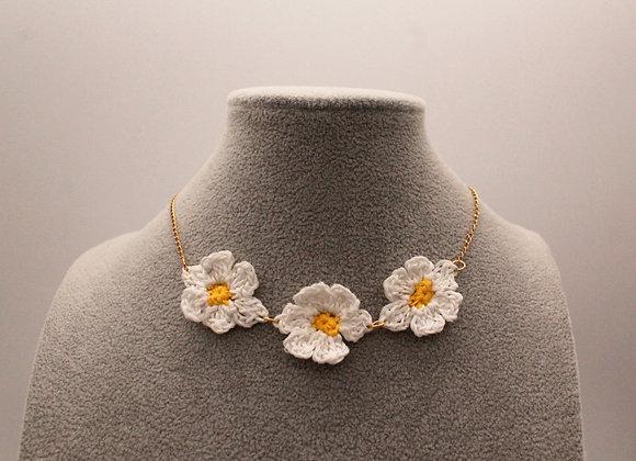 Mini Daisy Chain Necklace