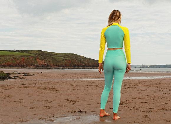 Surfseeker Colour High-Waisted Leggings