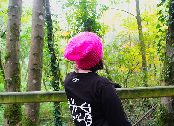 The Frost Slouchy Beanie