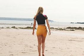 Surfie Print/Colour Short Sleeve Rashvest
