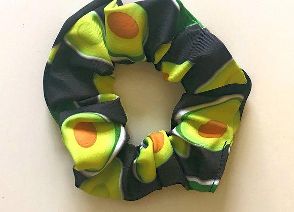 Avocado Scrunchie
