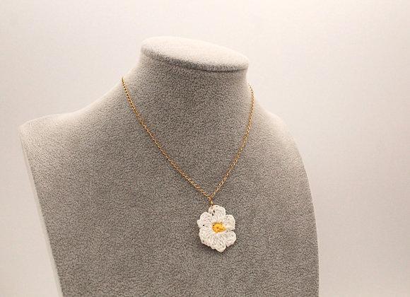 Mini Single Daisy Necklace
