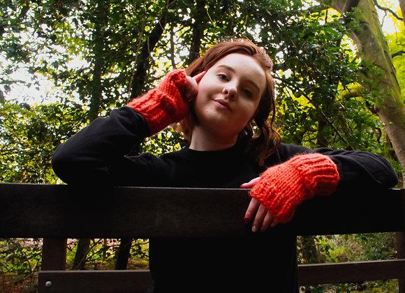 The Fingerless Gloves