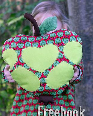 Apfelkissen by Lila-Lotta