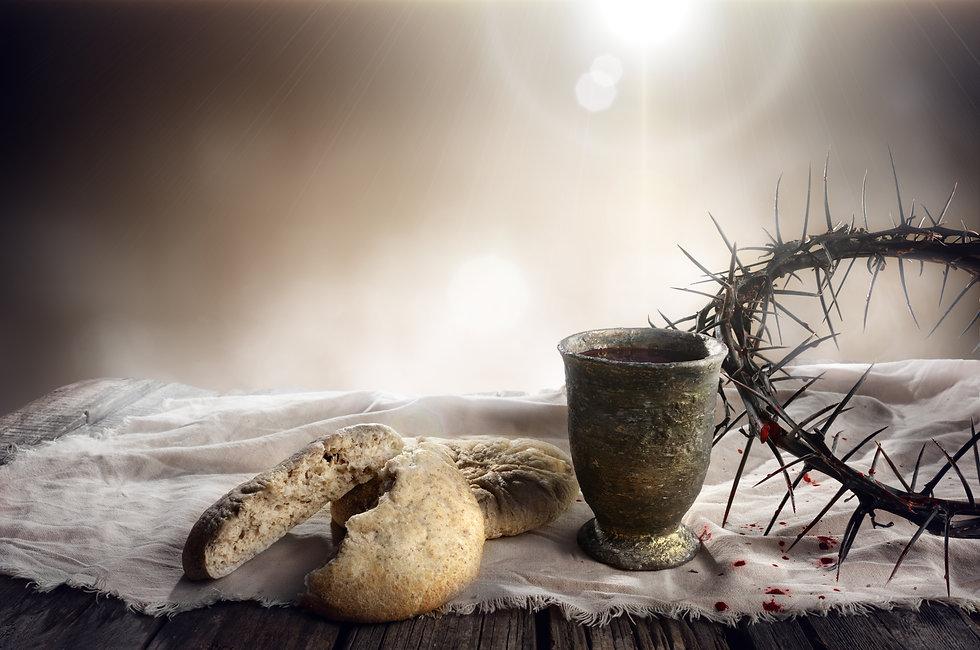 Communion And Passion - Unleavened Bread