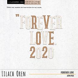 Forever Love Alpha Pack