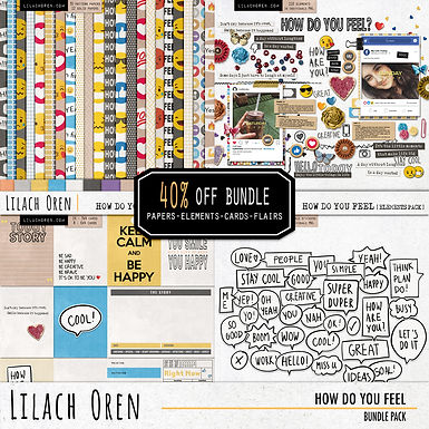 How Do You Feel Bundle Pack